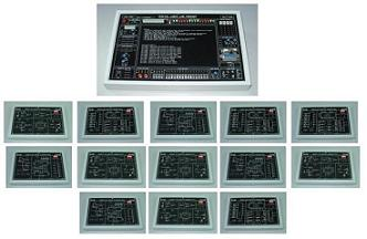 Digital Logic Lab Trainers EE-33000