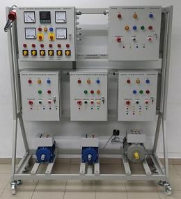 Motor Starters Demonstration Panel EM-69214Q