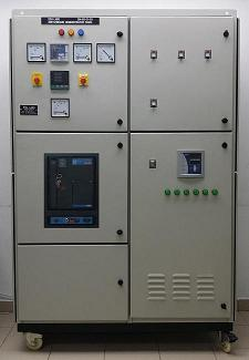 LV Main Switchboard (Electro-Magnetic IDMT Cubicle Type) EM-80-02-01-02M