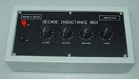 Decade Inductance Boxes IBOX Series