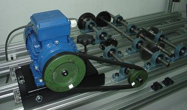 Gear Drive Trainers MTS-300