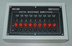 Digital Resistance Substitution Box RBOX-D-B-9-1
