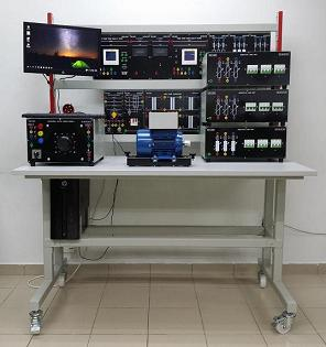 Electrical Machine Training System